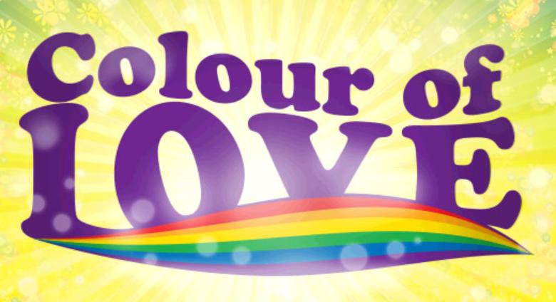 ST: Color of loves logga.