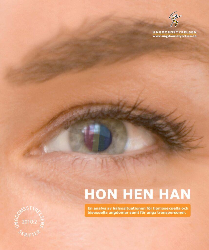 ST: Framsida till rapporten Hon Hen Han.